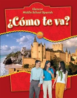 Book ¿Cómo te va? Intro Nivel rojo, Student Edition by Conrad J. McGraw-Hill Education