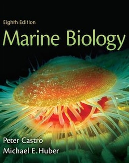 Book Castro, Marine Biology © 2010, 8e, Student Edition (Reinforced Binding) by Peter Castro