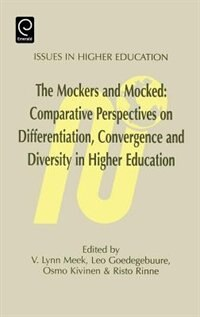 Book The Mockers and Mocked; Comparative Perspectives on Differentation, Convergence and Diversity in… by V.l. Meek