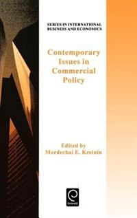 Book Contemporary Issues in Commercial Policy by M.e. Kreinin