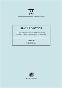 Book Space Robotics 1998 by S. Rondeau