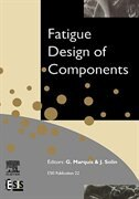 Book Fatigue Design of Components by G. Marquis