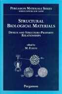 Book Structural Biological Materials: Design And Structure-property Relationships by M. Elices