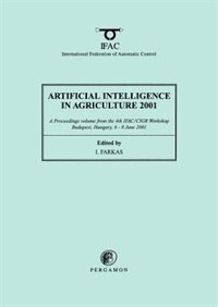 Book Artificial Intelligence In Agriculture 2001 by I. Farkas