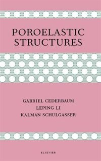 Book Poroelastic Structures by G. Cederbaum