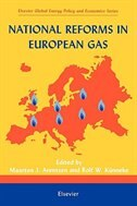 Book National Reforms In European Gas by M. Arentsen