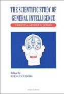 Book The Scientific Study of General Intelligence: Tribute to Arthur Jensen by Helmuth Nyborg