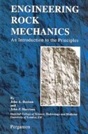 Book Engineering Rock Mechanics: An Introduction To The Principles by John A Hudson