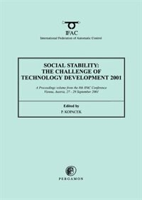 Book Social Stability: The Challenge of Technology Development by Peter Kopacek