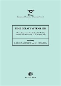 Book Time Delay Systems 2001 by K. Gu
