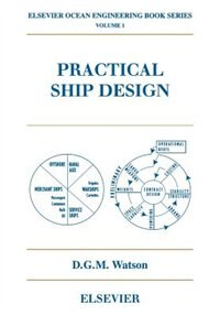 Book Practical Ship Design by D.g.m. Watson