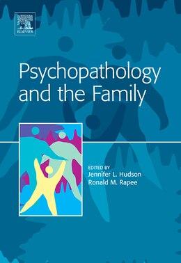 Book Psychopathology And The Family by Jennifer Hudson