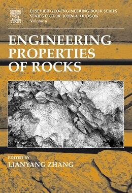 Book Engineering Properties of Rocks by Lianyang Zhang