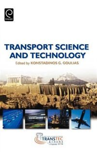 Book Transport Science And Technology by Konstadinos G. Goulias