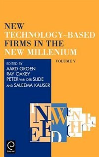 Book New Technology-based Firms In The New Millennium, V by Peter Groen