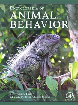 Book Encyclopedia of Animal Behavior by Michael D. Breed