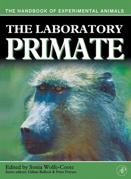 Book The Laboratory Primate by Sonia Wolfe-Coote