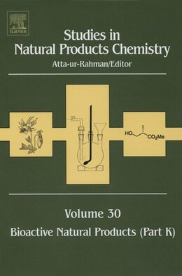 Book Studies in Natural Products Chemistry: Bioactive Natural Products (Part K) by Atta-ur-Rahman