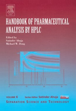Book Handbook of Pharmaceutical Analysis by HPLC by Satinder Ahuja