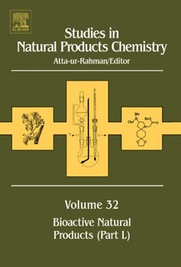 Book Studies in Natural Products Chemistry: Bioactive Natural Products (Part L) by Atta-ur- Rahman