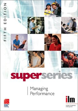 Book Managing Performance Super Series by Unknown Institute Of Leaders