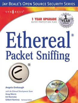 Book Ethereal Packet Sniffing by Syngress