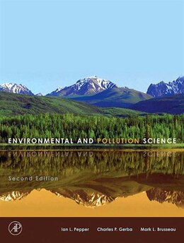 Book Environmental and Pollution Science by Ian L. Pepper