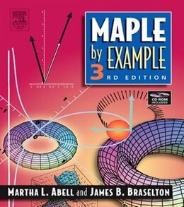 Book Maple By Example by Martha L. Abell