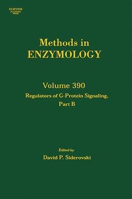 Book Regulators of G Protein Signalling, Part B by David Siderovski