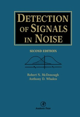 Book Detection of Signals in Noise by Robert N. McDonough