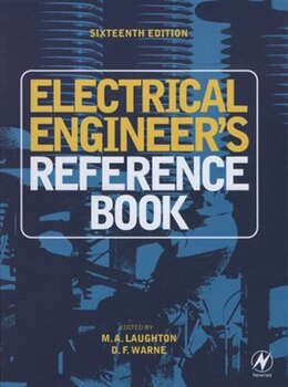 Book Electrical Engineer's Reference Book by M. A. Laughton