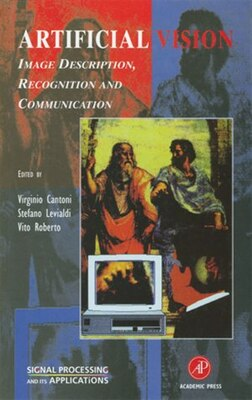 Book Artificial Vision: Image Description, Recognition, and Communication by Stefano Levialdi