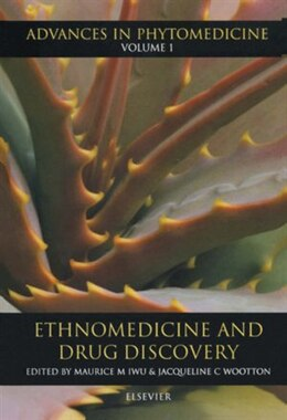 Book Ethnomedicine and Drug Discovery by M.M. Iwu