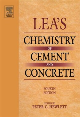 Book Lea's Chemistry of Cement and Concrete by Peter Hewlett