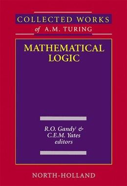 Book Mathematical Logic: 523256-v4.gif by R.O. Gandy