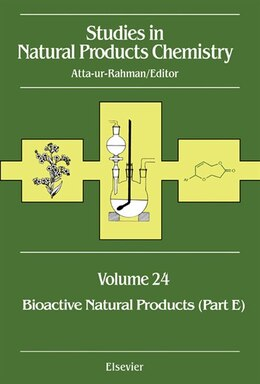 Book Bioactive Natural Products (Part E): V24 by Atta-Ur-Rahman