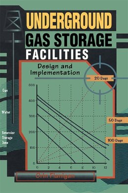 Book Underground Gas Storage Facilities: Design and Implementation by Orin Flanigan
