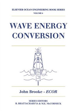 Book Wave Energy Conversion by John Brooke