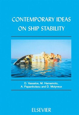 Book Contemporary Ideas on Ship Stability by D. Vassalos