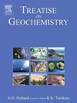 Book Treatise on Geochemistry by K.K. Turekian