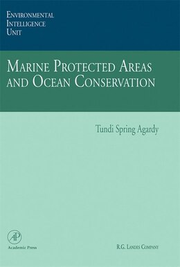 Book Marine Protected Areas and Ocean Conservation by Tundi S. Agardy