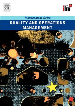 Book Quality And Operations Management: Revised Edition by Unknown Elearn