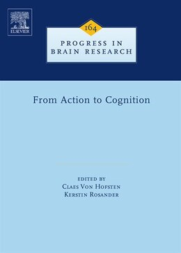 Book From Action to Cognition by Claes Von Hofsten