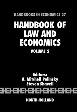 Book Handbook of Law and Economics by A. Mitchell Polinsky