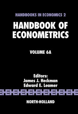 Book Handbook of Econometrics by James J. Heckman