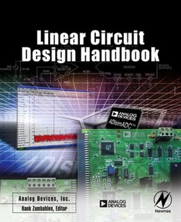 Book Linear Circuit Design Handbook by Analog Devices Inc., Engineeri