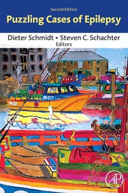 Book Puzzling Cases of Epilepsy by Dieter Schmidt