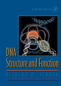Book DNA Structure and Function by Richard R. Sinden