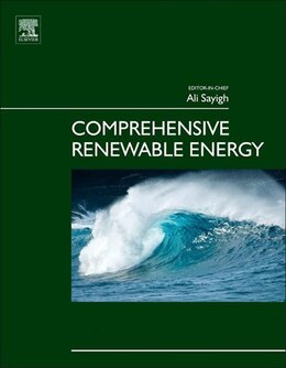 Book Comprehensive Renewable Energy by Ali Sayigh
