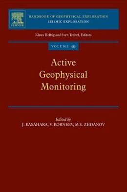 Book Active Geophysical Monitoring by Junzo Kasahara